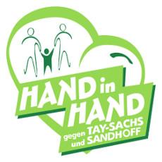 Hand in Hand gegen Tay-Sachs und Sandhoff